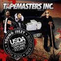 U.S.D.A. - Corporate Outlawz, Vol. 1 mixtape cover art