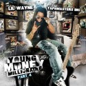 Lil Wayne - Young Money Millionaire, Part 4 (2 Disc) mixtape cover art