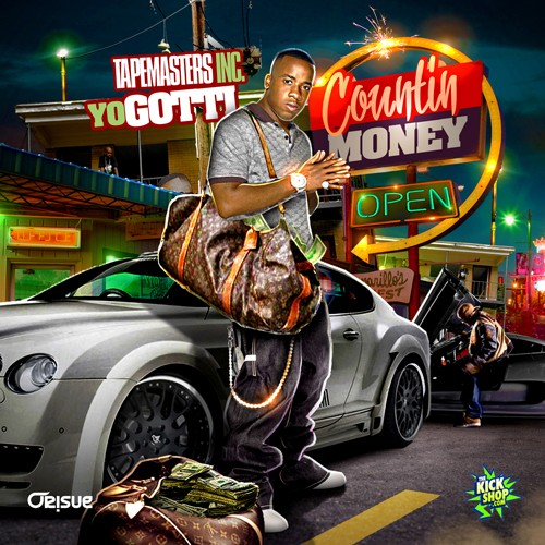 Yo Gotti - Countin Money Mixtape