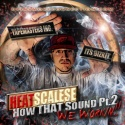 Heat Scalese - How That Sound 2 mixtape cover art