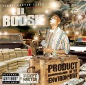 Lil Boosie - Product Of My Environment mixtape cover art