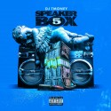 The Speaker Box 5 mixtape cover art