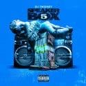 The Speaker Box 5 mixtape cover art