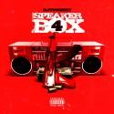 The Speakerbox 4 mixtape cover art