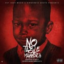 Backpack Shawty - No Table Mannerz mixtape cover art