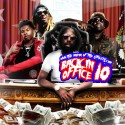 Back In The Office 10 mixtape cover art