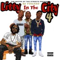 Litty In The City 4 mixtape cover art