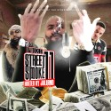 Street Smoke 11 mixtape cover art