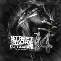 Street Smoke 14 mixtape cover art