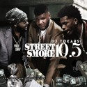 Streetsmoke 10.5 mixtape cover art