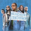 Trending In The Streets mixtape cover art