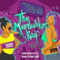 The Moombahton Roof mixtape cover art