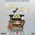 Lotto El Jefe & Dusty Rhodes - Way Of Livin mixtape cover art