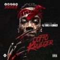Lotto Savage - Lotto Kruger mixtape cover art