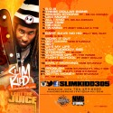 Slim Kidd - I Got The Juice mixtape cover art