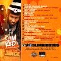 Slim Kidd - I Got The Juice mixtape cover art