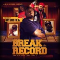 AAG Records - Break The Record mixtape cover art