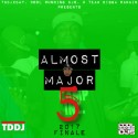 Almost Major 5 mixtape cover art