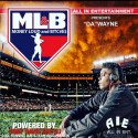 Da Wayne - MLB (Money, Loud, And Bitches) mixtape cover art