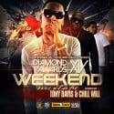 Diamond Awards 15 WKND mixtape cover art