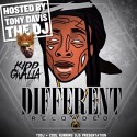 Kid Gwalla - Different (Reloaded) mixtape cover art