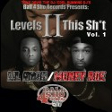 Money Ro & Lil' Hook - Levels 2 This Shit mixtape cover art