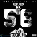 Mr. 5'6 - The Cook Up mixtape cover art