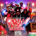 Showtime 10 (Road Runners Series) mixtape cover art