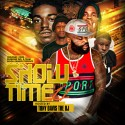Showtime 11 mixtape cover art