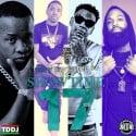 Showtime 17 mixtape cover art