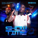 Showtime 20 mixtape cover art