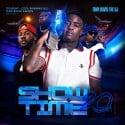 Showtime 20 mixtape cover art