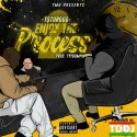 T. Sturggg - Enjoy The Process 2 mixtape cover art
