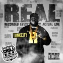TonkCity - R.E.A.L. (Recorded Event Of My Actual Life) mixtape cover art