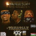 Y Teezy - Trill Talk mixtape cover art