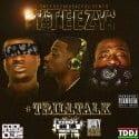 Y Teezy - Trill Talk mixtape cover art