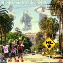 Highlife ODG - Highlife Kalifornia mixtape cover art