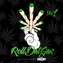 Roll Dat Gas mixtape cover art