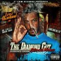 Legz Diamond - The Diamond Cut (Bloodwave) mixtape cover art