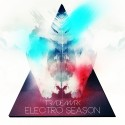 Electro Season mixtape cover art