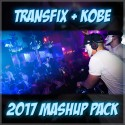 2017 Mashup Pack mixtape cover art