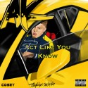 AK - Act Like You Know mixtape cover art