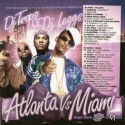 Atlanta Vs. Miami mixtape cover art