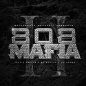 808 Mafia 2 mixtape cover art