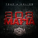 808 Mafia mixtape cover art