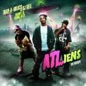 ATLiens (Young Jeezy, T.I. & Shawty Lo) mixtape cover art