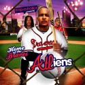 ATLiens (Home Of The Braves) mixtape cover art