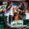 Plies & Rick Ross - The Barell Brothers, Part 2 mixtape cover art