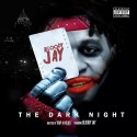 Bloody Jay - The Dark Night mixtape cover art