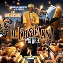 Lil Boosie - Lil Boosieanna, Part 3 mixtape cover art